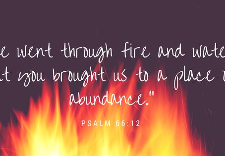 God Will Bring You Through!