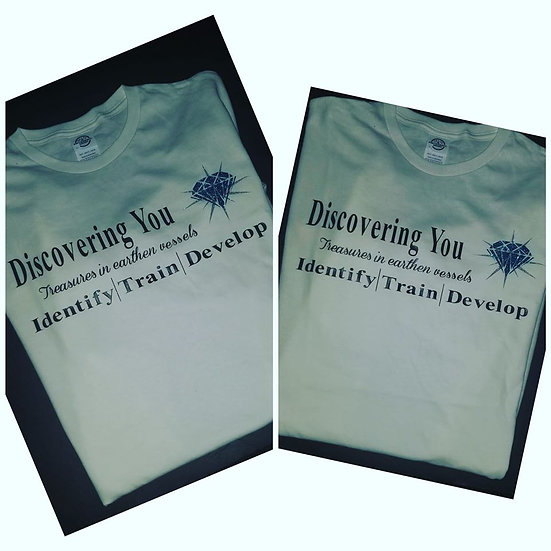 Discovering You Training Center T-Shirt