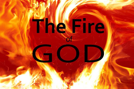 The Fire of God!