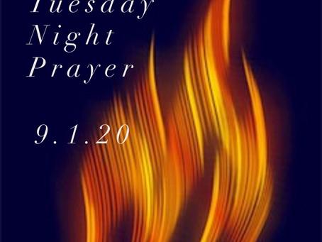 **REPLAY** Tuesday Night Prayer