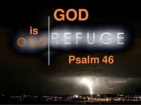 God is Your Refuge