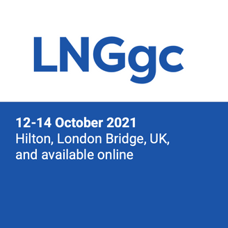 Speaking at LNGgc London