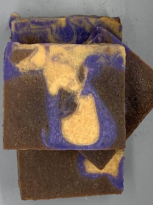 Spiced Mahogany Goat Milk Soap