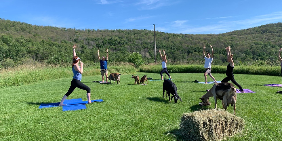Private CPN GoatYoga
