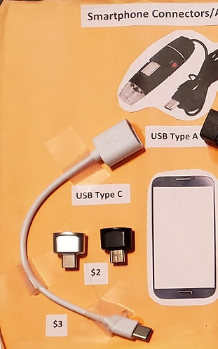 Android USB-Type C Connector-Pigtail