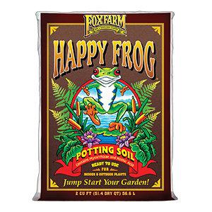 Fox Farms Happy Frog - 2 cf