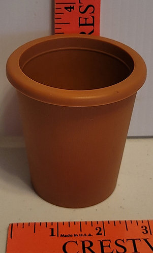 "2.5"" Oyama (TM) Self-Watering Planter-TERRA COTTA"