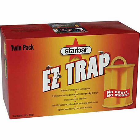 StarBar EZ Trap - 2 Traps - 1 Box