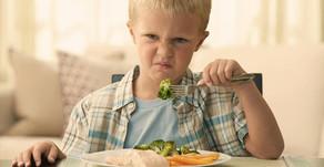 Test: ¿Cómo saber si mi hijo es picky para comer?