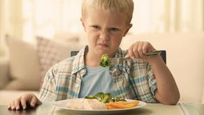 TEST: ¿Cómo saber si mi hijo es picky eater?