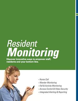 Resident Monitoring Brochure