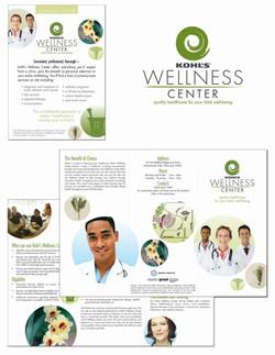 Kohl's Wellness Center Campaign
