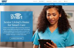 EMR Software Landing Page