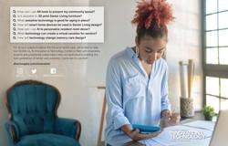 ITC Interior Design Full-Page Ad