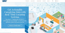 Geotracking Technology Landing Page