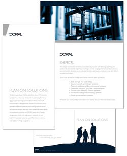 Doral Corporation Identity Marks