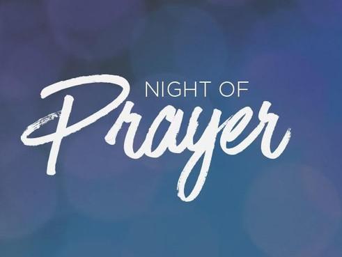 03.08.20 - Night of Prayer