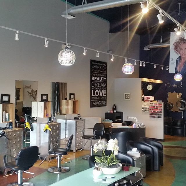Our Newly Refreshed Salon!
