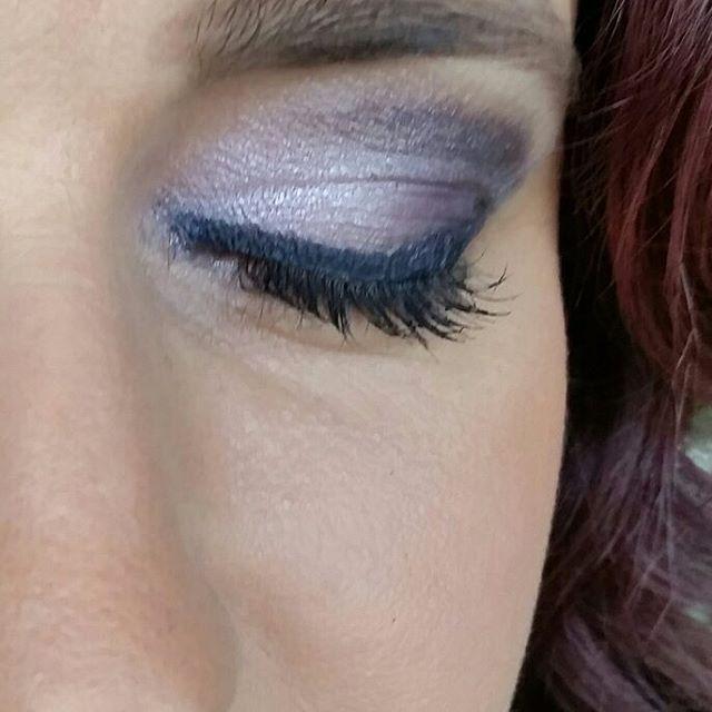 #makeup#nails#doneby Basia#stradasalon