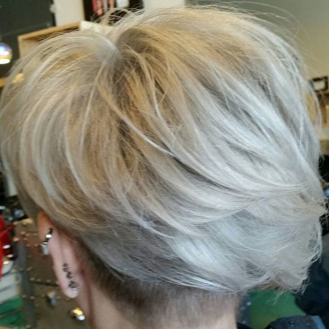 Undercut and ask blond done by Edyta ,but call Strada any stylist will satisfied your hair needs .We are all great at what we do .jpg