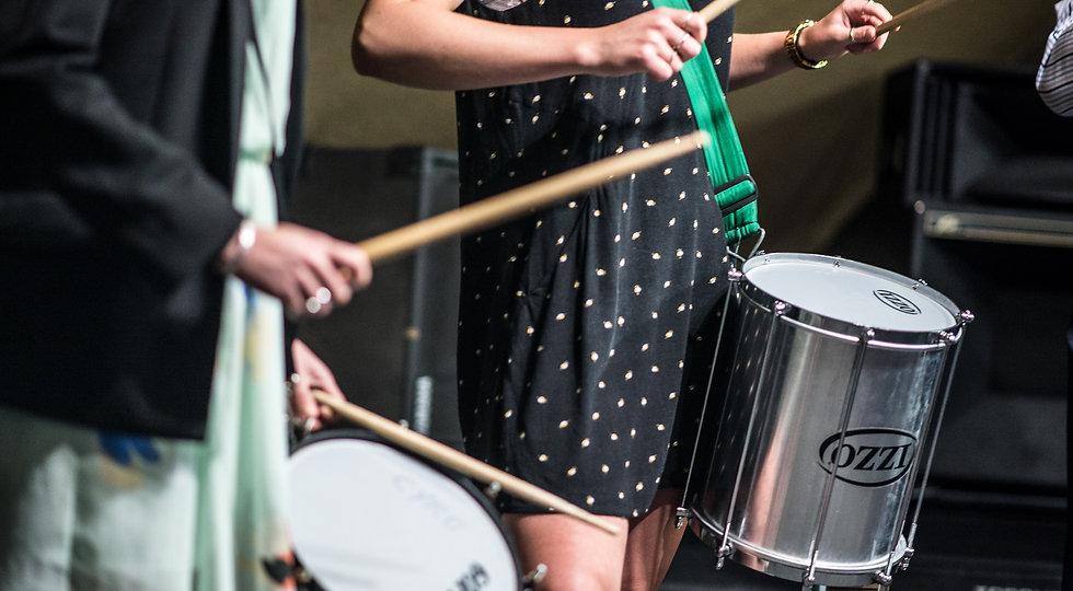 Drum Tuition & Masterclasses | East London Drum School