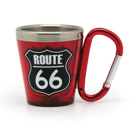 Route 66 Shotglass