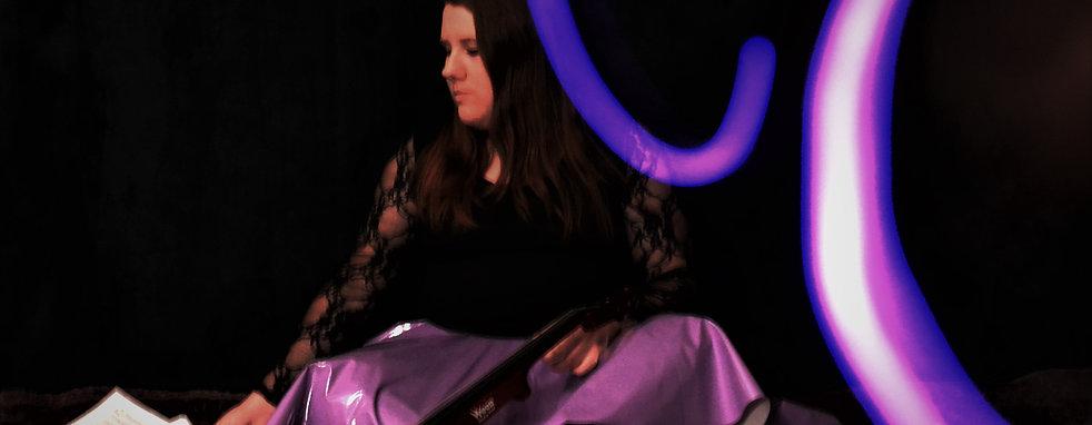 Violin Dragoness Lydia Gentry AmaeRae Photography Cape Girardeau