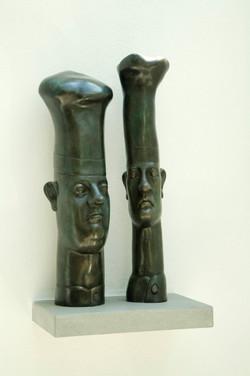 Skulpturen von Günter Grass