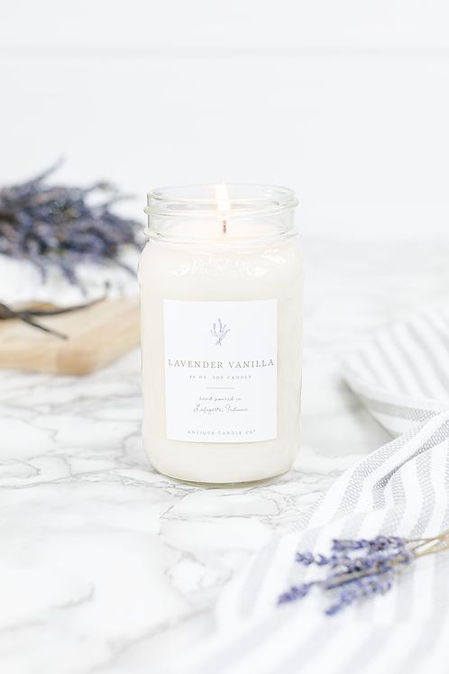 Lavender Vanilla 16 oz