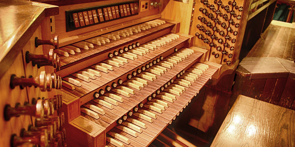 NYC: Fresh Pipes - A Concert of World Premieres for Organ