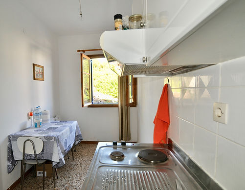 Apartment 2 kitchen, dining