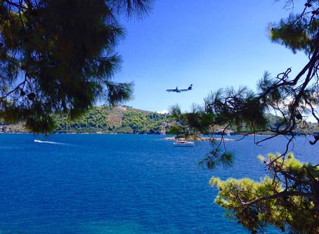 So you really want to live on a Greek island? - Alonissos...