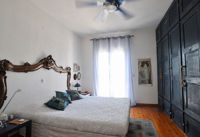 Master Bedroom and Wardrobe