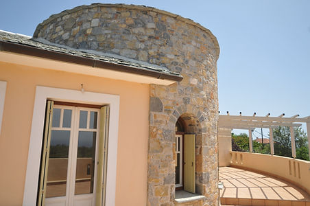 Round Stone Tower.