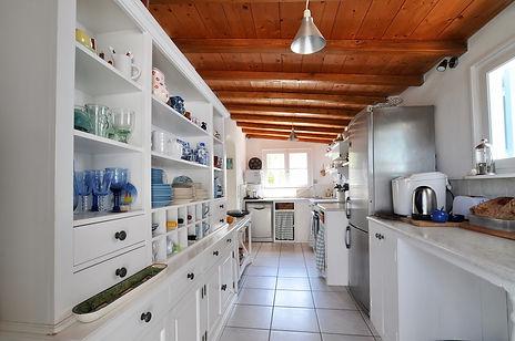 Old villageof Alonissos kitchen