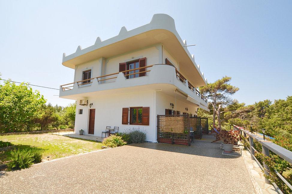 Villa Voula, Alonissos.