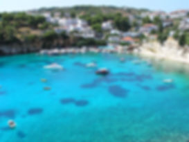 Votsi crystal clear waters