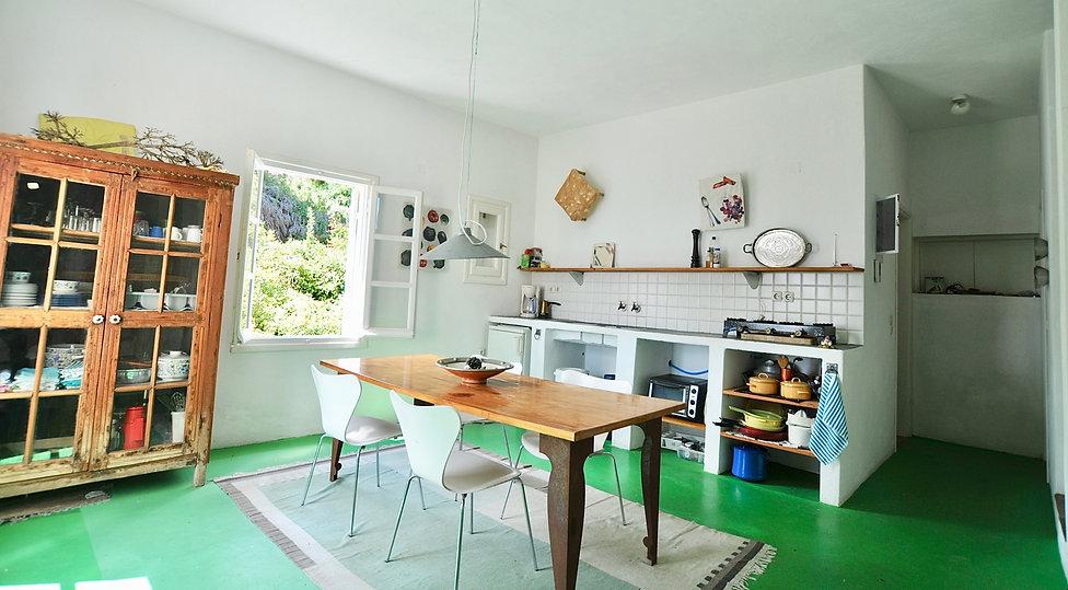 Farmhouse kitchen in Alonissos