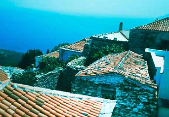 Chora, old village of Alonissos