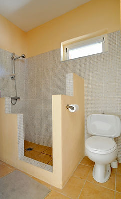 En suite bathroom to studio