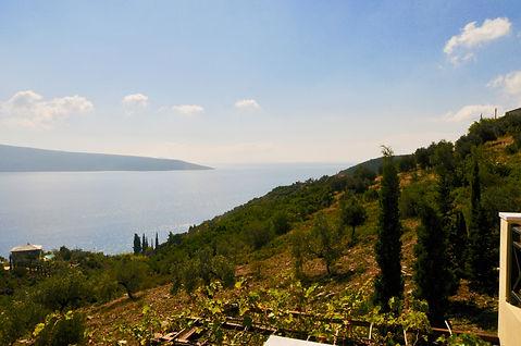 Alonissos countryside and sea views.