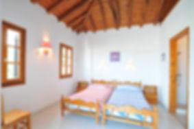 Guest bedroom withen suite.
