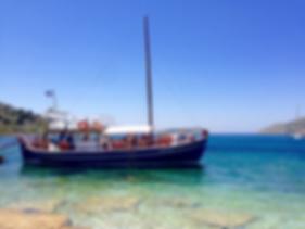 Gorgona boat hire