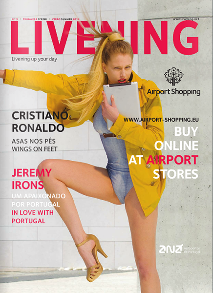 livening cover