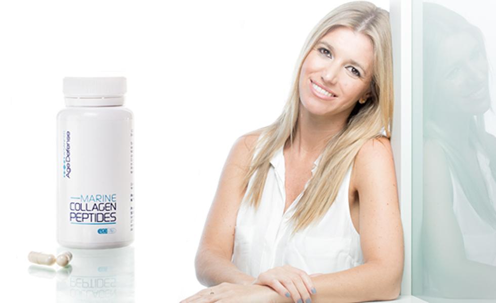 marine collagen peptides campaign