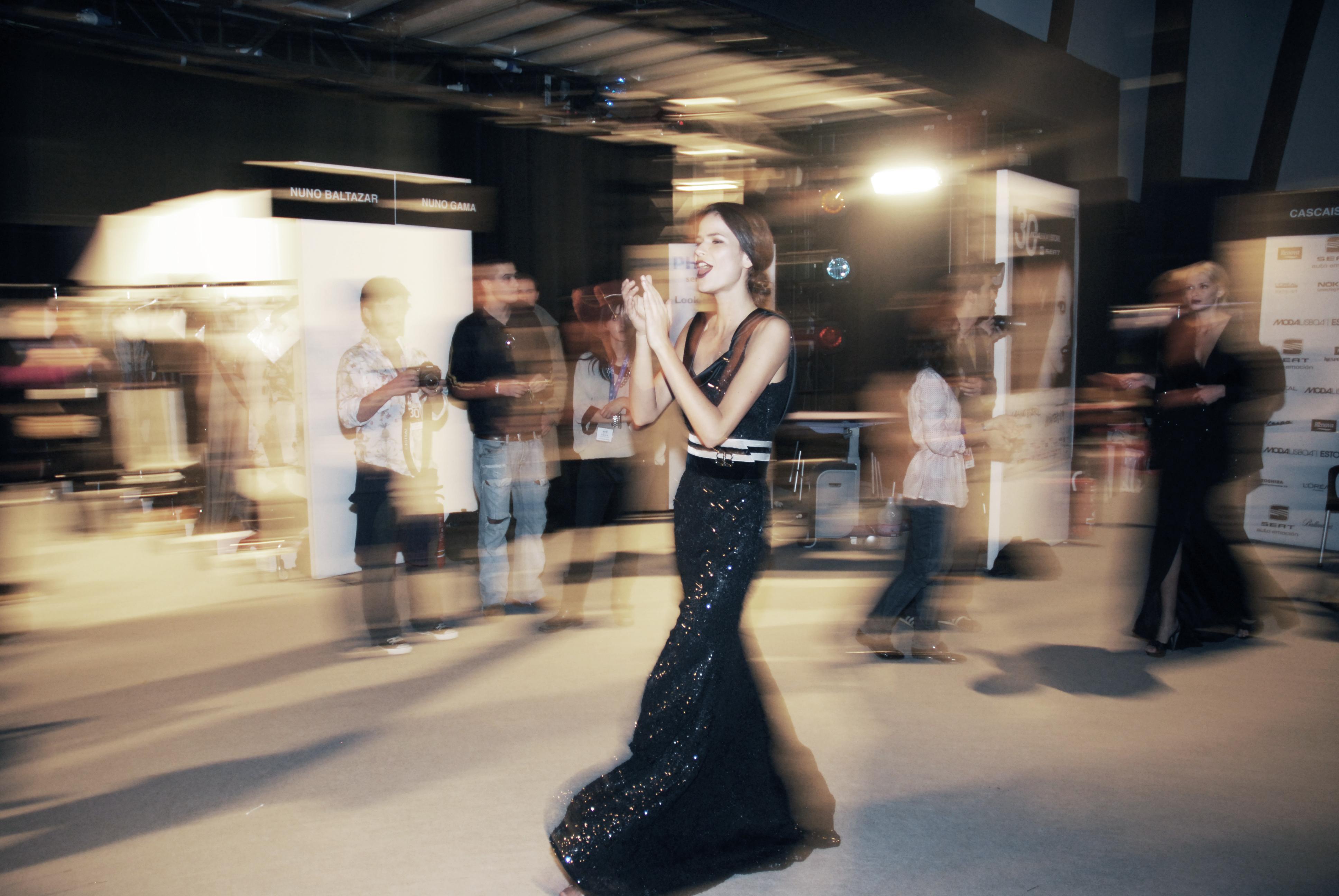 lisbon fashion week backstage