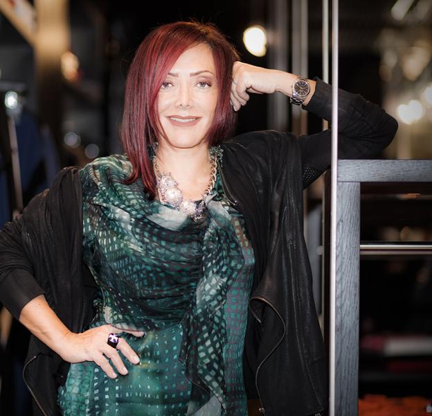 ana salazar fashion designer