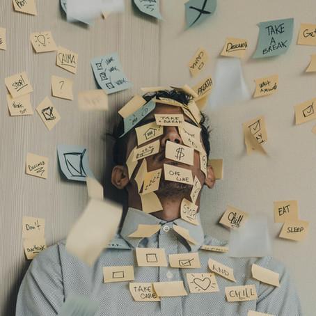 3 características básicas del burnout