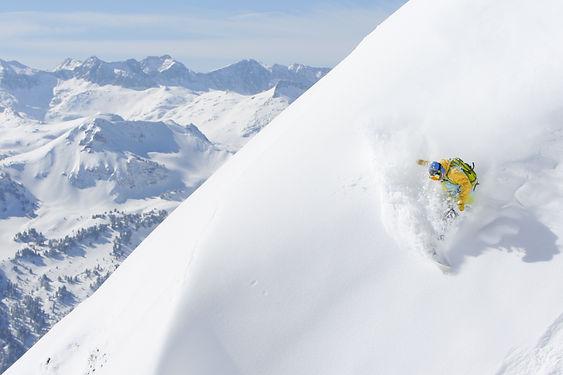 David Vicente Snowboard Baqueira Clases