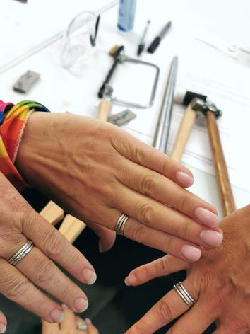Stacking ring workshop